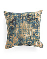 20x20 Avalie Medallion Pillow
