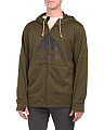Oak Fleece Full Zip Hoodie