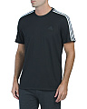 3 Stripe Trail Short Sleeve Top