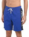 Side Panel Swim Shorts