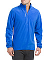 Quarter Zip Fleece Top