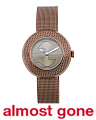 Women's Swiss Made U Play Mesh Strap Bracelet Watch