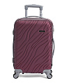 21in Sequoia Hardside Carry-on Spinner