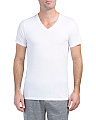 3pk Short Sleeve V-neck Tees