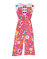 Girls Nicobar English Garden Jumpsuit