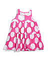 Baby Girls Gypsy Polka Dot Dress