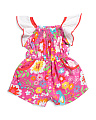 Baby Girls Zuri Romper