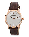 Women's Swiss Made Leather Strap Watch