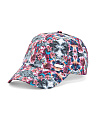 Colorful Floral Adjustable Hat