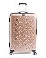 28in Sunglasses Hardside Suitcase