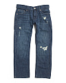 Boys 511 Slim Fit Destructed Jeans