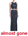 2pc Beaded Gown