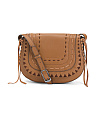 Leather Dante Large Crossbody