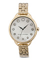 Women's Betty Graduated Crystal Marker Bracelet Watch