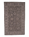 Made In India Geo Pattern Wool Area Rug