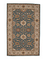 Made In India Traditional Wool Area Rug