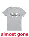 Boys Football Overlay T-shirt