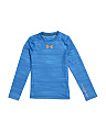 Boys Coldgear Long Sleeve Top