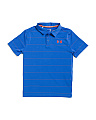 Boys Playoff Stripe Polo