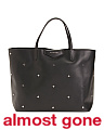 Made In Italy Large Antigona Leather Tote