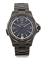 Men's Swiss Made Night Vision Bracelet Watch
