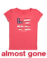 Girls Love Americana T-shirt