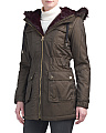 Alternative Down Fill Parka Coat