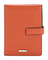 Stephanie Rfid Leather Passport Case