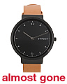 Women's Ancher Leather Strap Watch