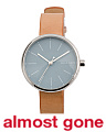 Women's Signatur Leather Strap Watch