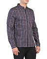 Tartan Long Sleeve Woven Shirt