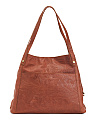 Liberty Leather Shopper