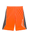 Big Boys Color Block Training Shorts