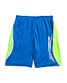 Big Boys Mesh Reflective Shorts