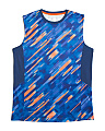 Big Boys Printed Shooter Muscle Tank