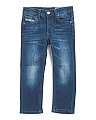 Little Boys Medium Wash Denim Jeans