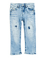 Little Boys Destructed Denim Jeans