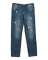 Big Boys Brixton Destructed Jeans