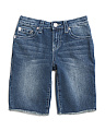 Big Boys Laguna Slim Denim Shorts