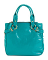 Ring Leather Tote