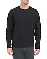 Seamed Crew Neck Shirt