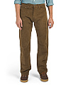 Standard Straight Stretch Corduroy Pants