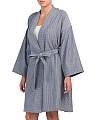 Chambray Spa Robe