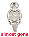 Women's Swiss Made Horsebit Bangle Watch