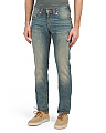Slim Earthworm Big T Jeans