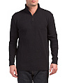 Chad Thermal Quarter Zip Shirt