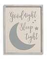 Kids 12x15 Goodnight Wall Art