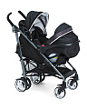 Breaze Travel System Stroller With Click Connect 35 Lx Infant Car Seat