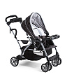 Room For 2 Click Connect Stand & Ride Double Stroller