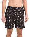 Sailboat Swim Shorts